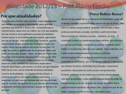 Atualidade 2012-13