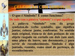 O que é Símbolo?