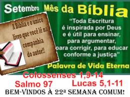 salmo responsorial: (97)