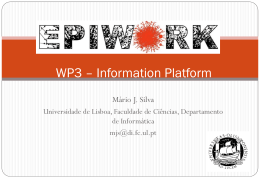 Epiwork-2nd-review-Mar-2011-WP3-progress+outcast