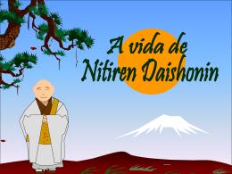 Nitiren Daishonin A vida de