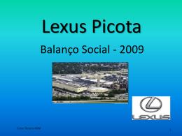Lexus Picota - Pradigital-SuzeCorreia