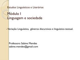 Slide 1 - Sabine Mendes Moura