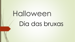 símbolos do halloween