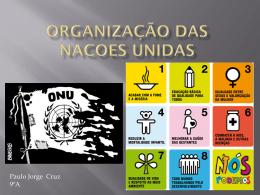 Organização das Nacoes Unidas