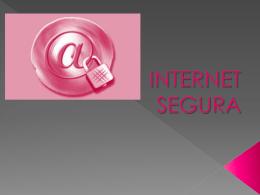 Internet segura - Nanda.