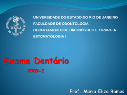 UNIVERSIDADE DO ESTADO DO RIO DE JANEIRO