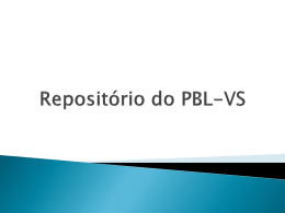 Repositório do PBL-VS XP-DEV