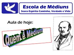 Quem é Médium