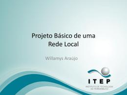Projeto – Rede LAN