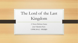 The Lord of the Last Kingdom