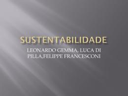 I Liceo – Desenvolvimento e Sustentabilidade