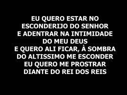 Fluindo em Mim – Gil Monteiro