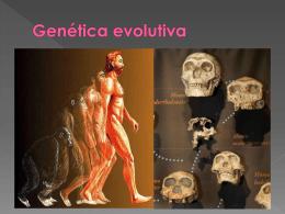 genética evolutiva e comportamental