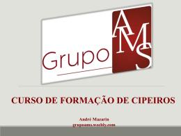 trabalho - Grupo AMS