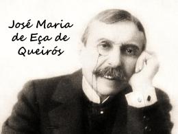 José Maria de Eça de Queirós - Língua Portuguesa em ação