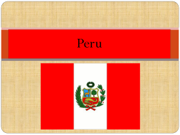 Peru Carlos francisco