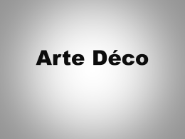 Arte Déco - WordPress.com