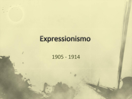 Expressionismo - WordPress.com