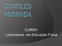 Charles Miranda