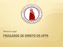 Faculdade de Direito da UFPA