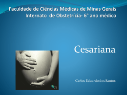 Cesariana