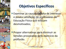 Slide 1 - Professor Alexandre Fragoso