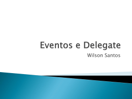 Eventos - WordPress.com