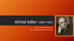 Alfred Adler - WordPress.com