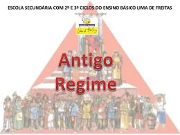 Antigo Regime.