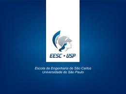 Apresentação do PowerPoint - Escola de Engenharia de São Carlos