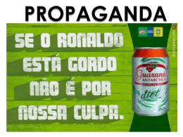 A história da Propaganda no Brasil