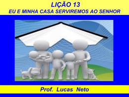 Radiações ionizantes - Prof. Lucas Neto