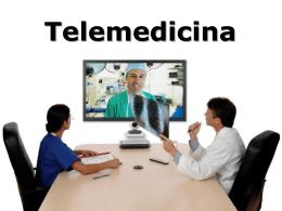 apresentação telemedicina