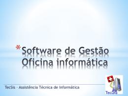projeto TecSis