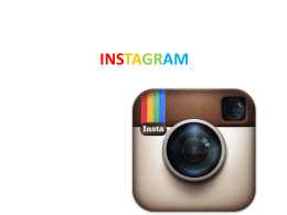 INSTAGRAM - WordPress.com