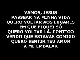 Cura Senhor – Pe Antonio Maria