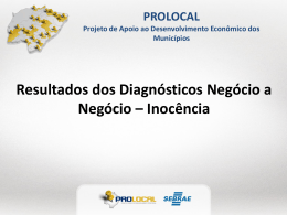Slide 1 - Prolocal