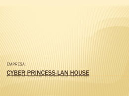 CYBER PRINCESS-LAN HOUSE