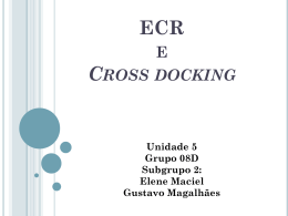 ECR e Cross docking