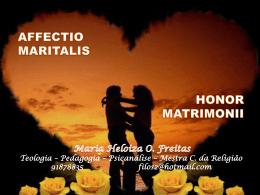 afectio maritalis