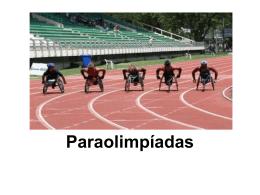 Aula Paraolimpíadas