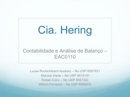 Cia. Hering