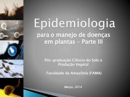 Epidemiologia Parte III