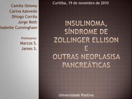Insulinoma,