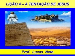 2T_2015_Lição 4_A Tentação de Jesus