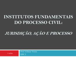 Jurisdição - O Direito de Empresa