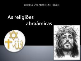 As religiões 8º