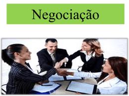 Negociação - WordPress.com