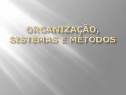 Mudança na estrutura organizacional
